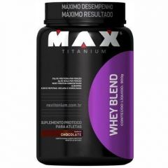 Whey Blend - 900g - Max Titanium