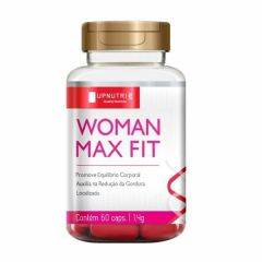 Woman Max Fit - 60 Cápsulas - UpNutri