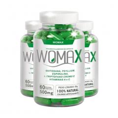 Womax - Promoção 3 Unidades