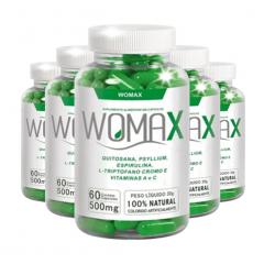 Womax - Promoção 5 Unidades