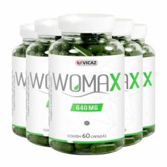 Womax - Promoção 5 Unidades - Vicaz
