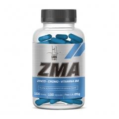 ZMA Cromo - 100 Cápsulas - Health Labs