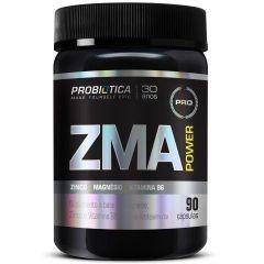 ZMA Power - 90 Cápsulas - Probiótica