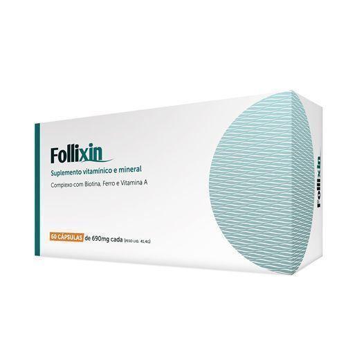 Follixin - Promoção 4 Unidades