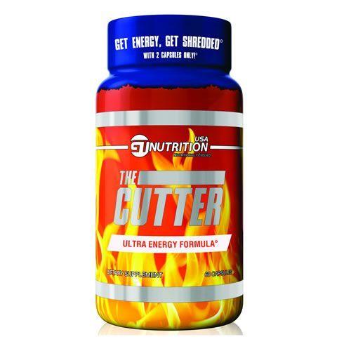 The Cutter - 60 Cápsulas - GT Nutrition