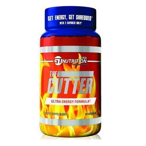 The Cutter - 60 Cápsulas - GT Nutrition