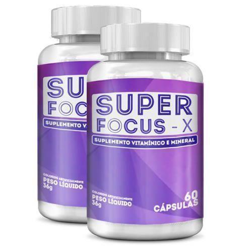 Super Focus X - Promoção 2 Unidades