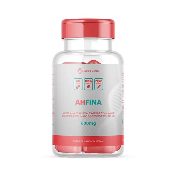 AhFina - 60 Cápsulas