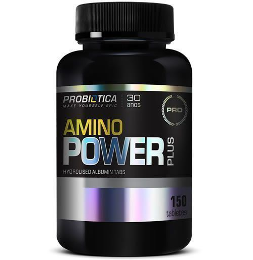 Amino Power - 150 Tabletes - Probiótica