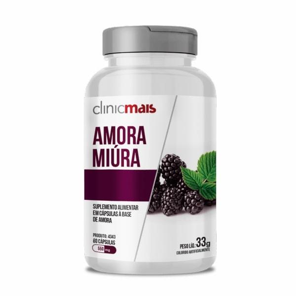 Amora Miura - 60 Cápsulas - ClinicMais