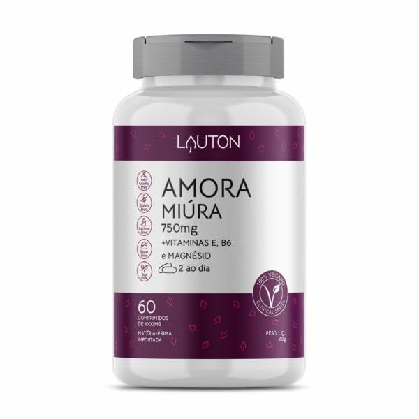 Amora Miura - 60 Comprimidos - Lauton Nutrition