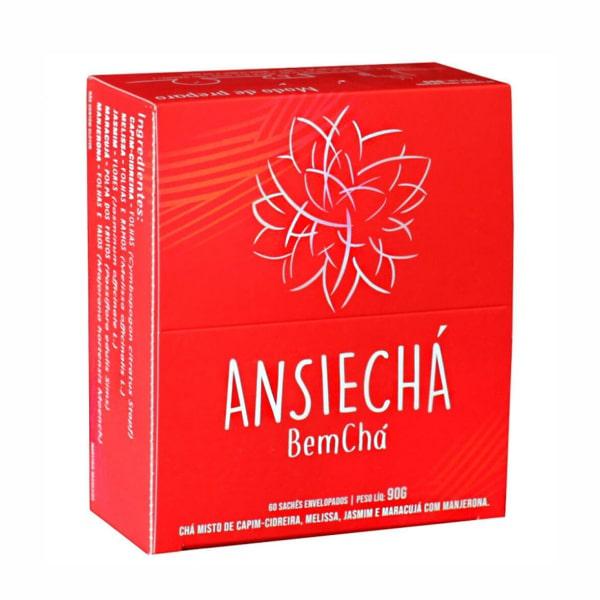 Ansiechá - 60 Sachês - BemChá