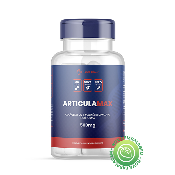 Articulamax - 60 Cápsulas
