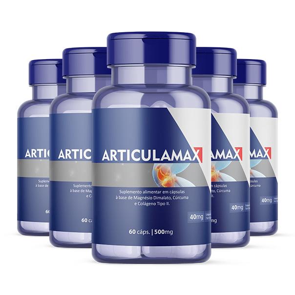 Articulamax - Promoção 5 Unidades