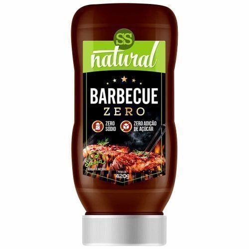Barbecue Zero - 420g - SS Natural