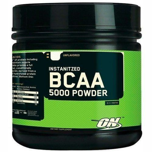 BCAA Powder - 345g - Optimum Nutrition