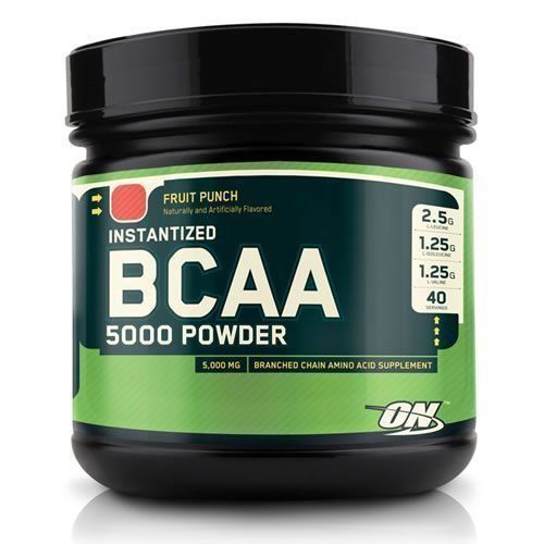 BCAA Powder - 380g  - Optimum Nutrition