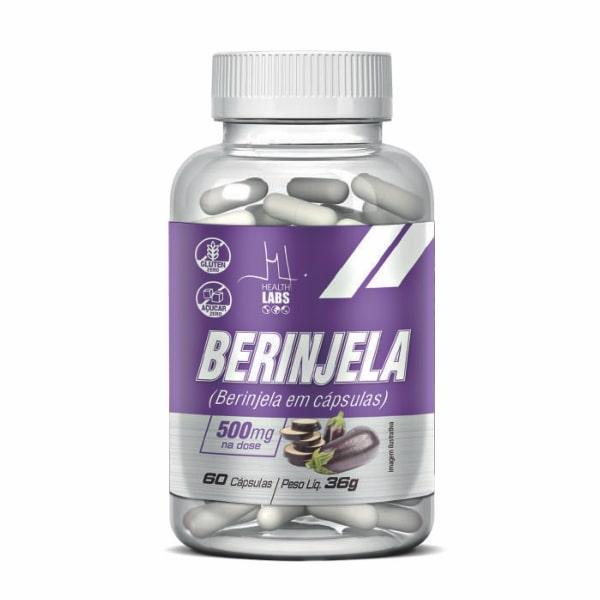 Berinjela - 60 Cápsulas - Health Labs