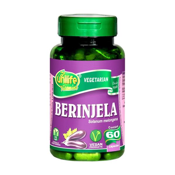 Berinjela - 60 Cápsulas - Unilife