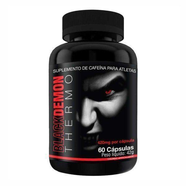 Black Demon Thermo - 60 Cápsulas