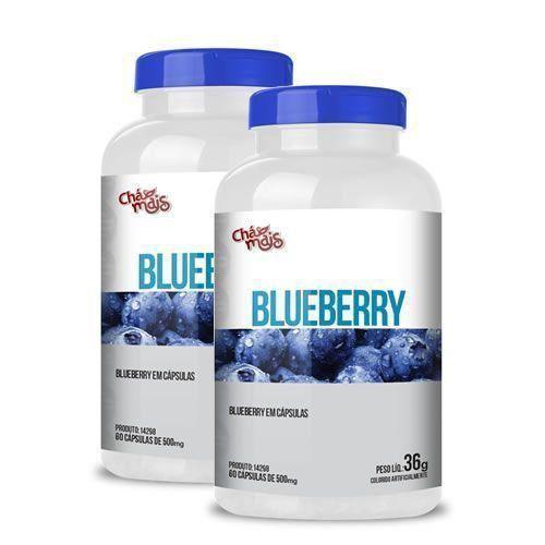 Blueberry - Promoção 2 Unidades - Chá Mais