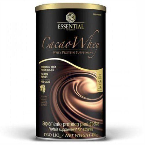 Cacao Whey - 450g - Essential Nutrition