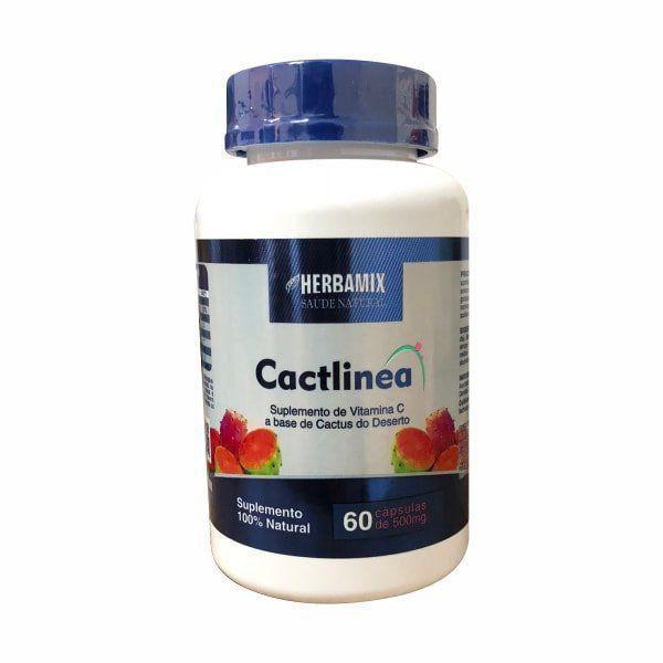 Cactlinea - Promoção 3 Unidades - Herbamix