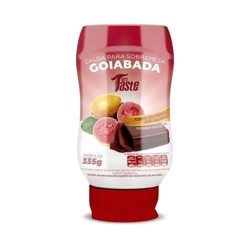 Calda de Goiabada Zero - 335g - Mrs. Taste
