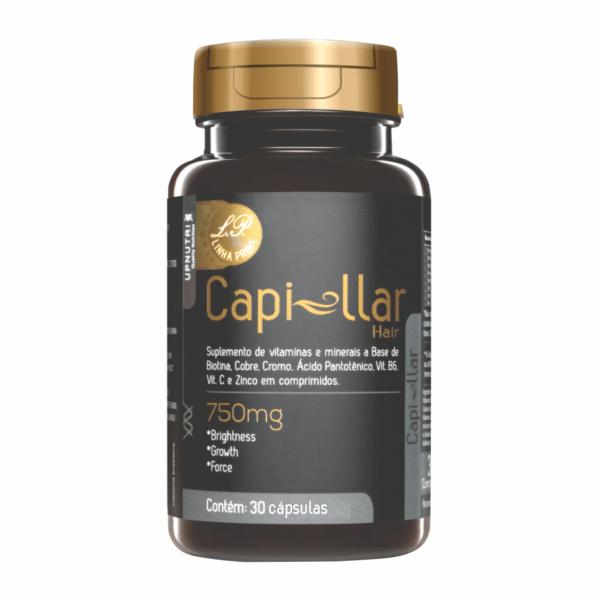 Capillar Hair - 30 Cápsulas - UpNutri