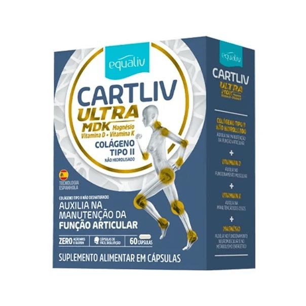 Cartliv Ultra - 60 Cápsulas - Equaliv