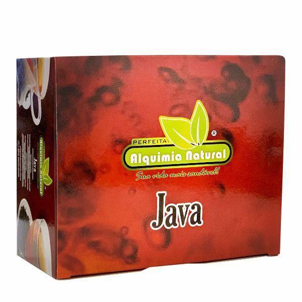Chá de Java - 30 Sachês - Alquimia Natural