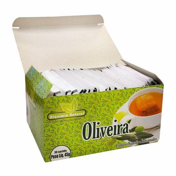 Chá de Oliveira - 45g - Alquimia Natural