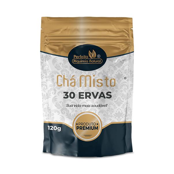 Chá Misto 30 Ervas - 120g - Alquimia Natural