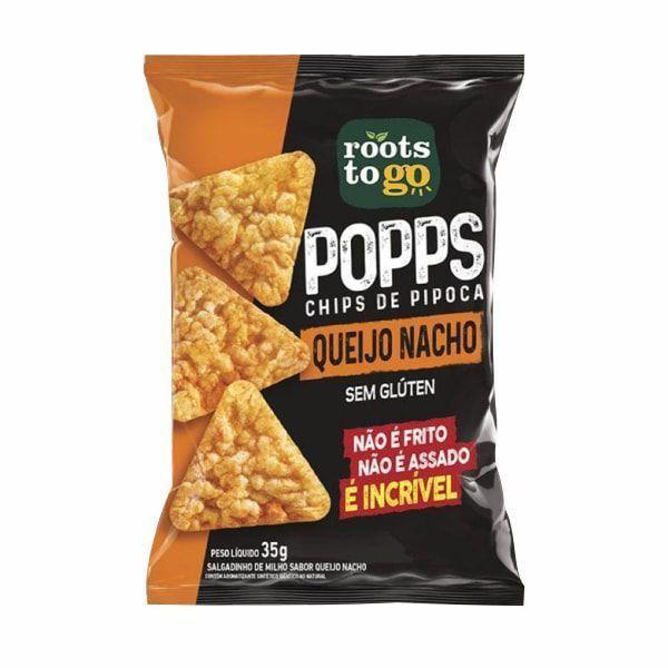 Chips de Pipoca - 35g - Roots to Go