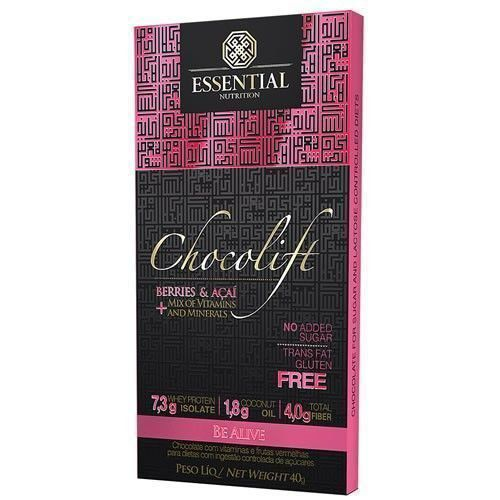 Chocolift Be Alive - 40g - Essential Nutrition