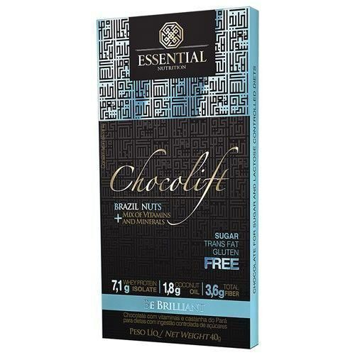 Chocolift Be Brilliant - 40g - Essential Nutrition