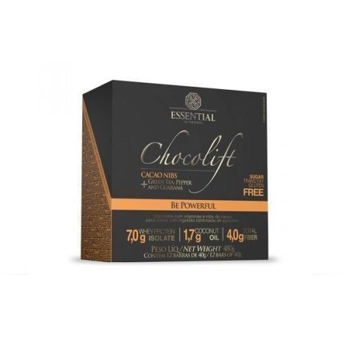 Chocolift Be Powerful - 40g - Essential Nutrition