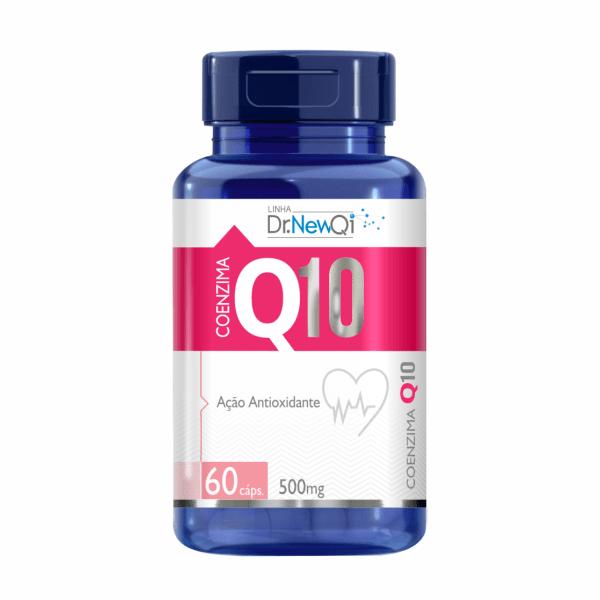 Coenzima Q10 - 60 Cápsulas - Dr. New QI UpNutri