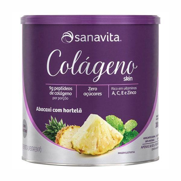 Colágeno Hidrolisado - 300g - Sanavita