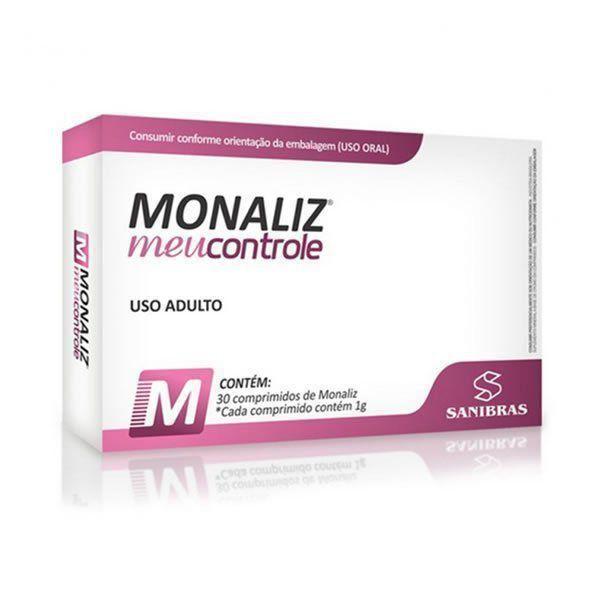 Combo Desodalina 60 Cápsulas e Monaliz Meu Controle 30 Comprimidos - Sanibras