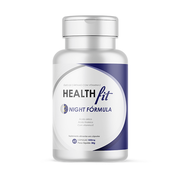 Combo Health Fit Day Fórmula e Health Fit Night Fórmula - Promoção 2 Unidades