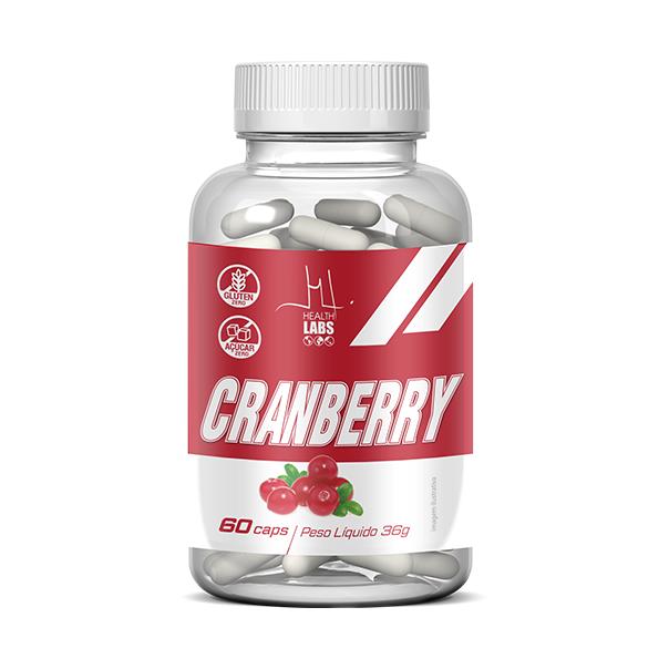 Cranberry - 60 Cápsulas - Heath Labs