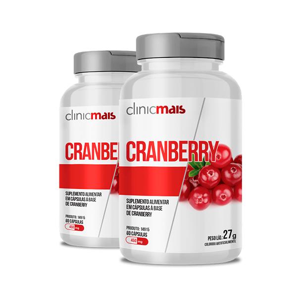 Cranberry - Promoção 2 Unidades - ClinicMais