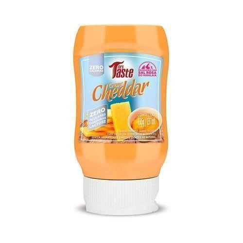 Creme Cheddar Zero  - 235g - Mrs. Taste