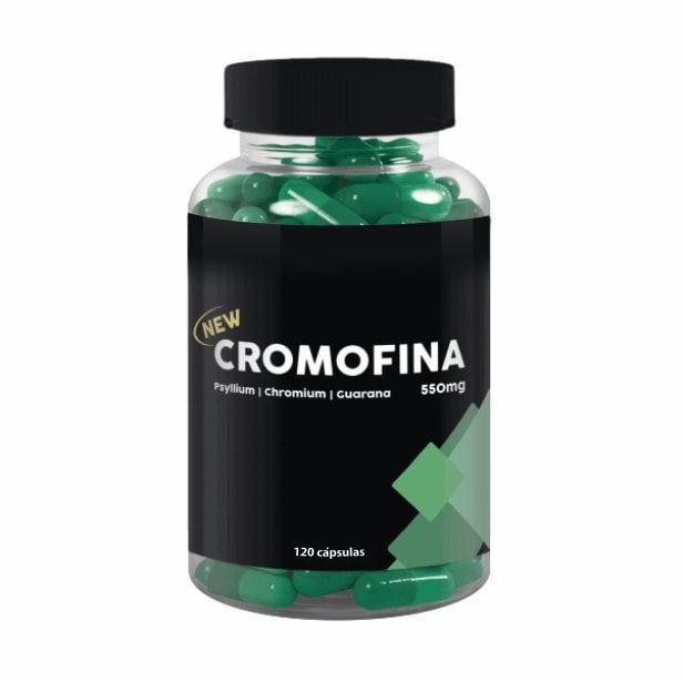 Cromofina - 120 - Cápsulas