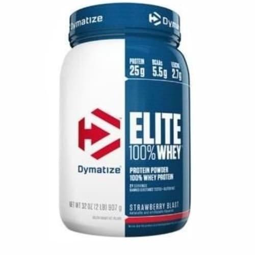 Elite Whey Protein - 907g - Dymatize Nutrition
