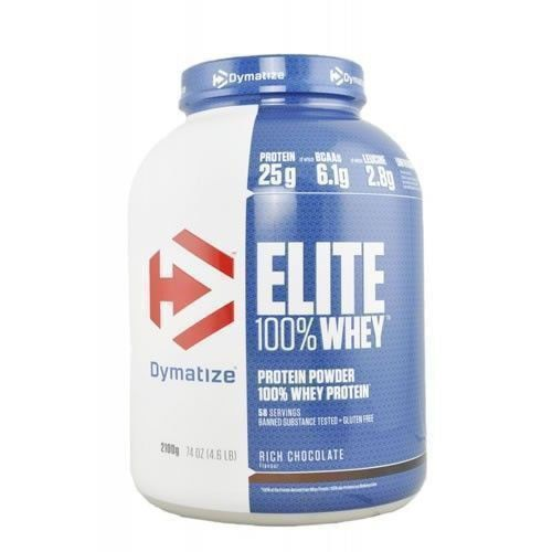 Elite Whey Protein 2,27Kg (5lbs) - Dymatize Nutrition