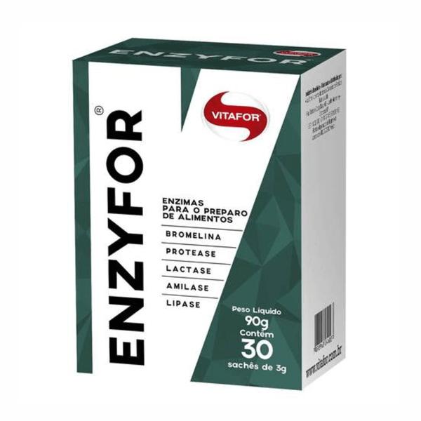 Enzyfor - 30 Sachês - Vitafor