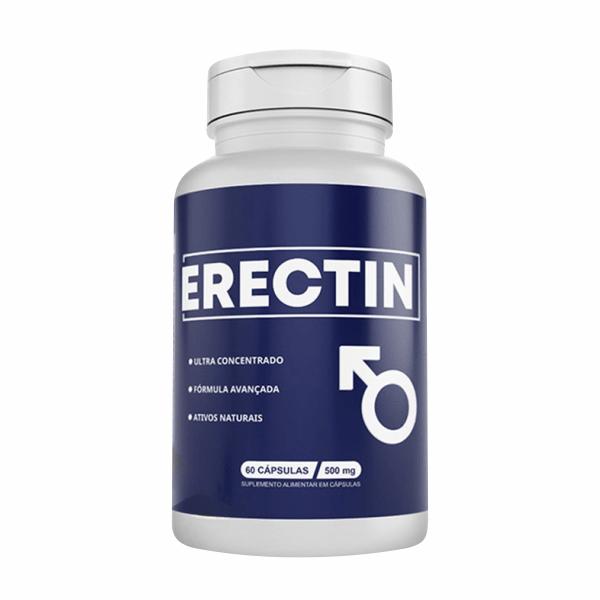 Erectin Original - Promoção 3 Unidades