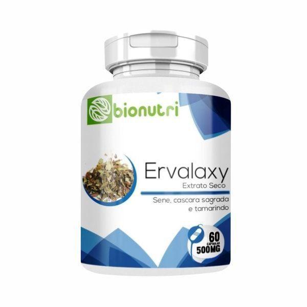 Ervalaxy - 60 Cápsulas - BioNutri